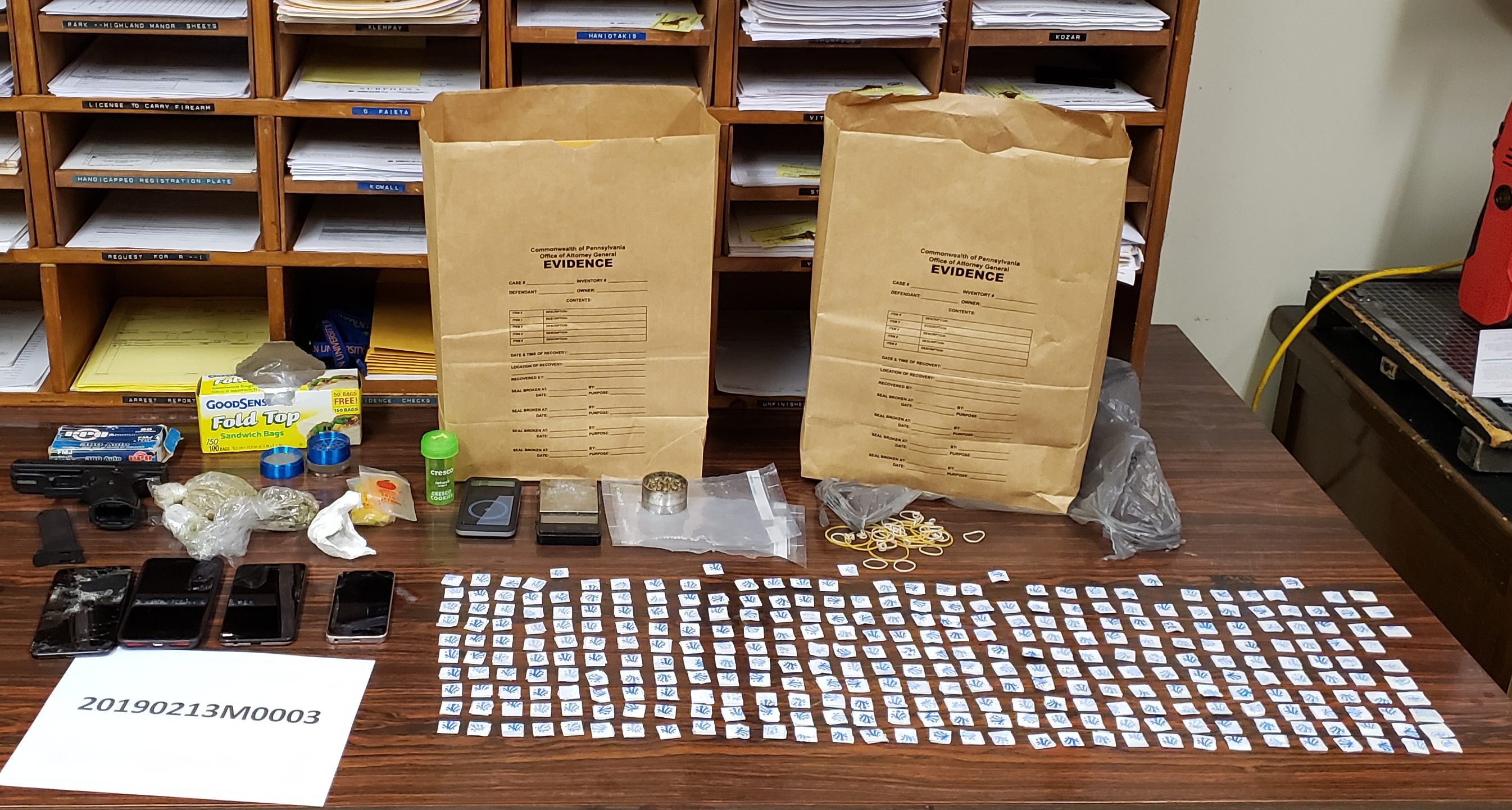 Two jailed in Monessen drug bust - The Mon Valley Independent