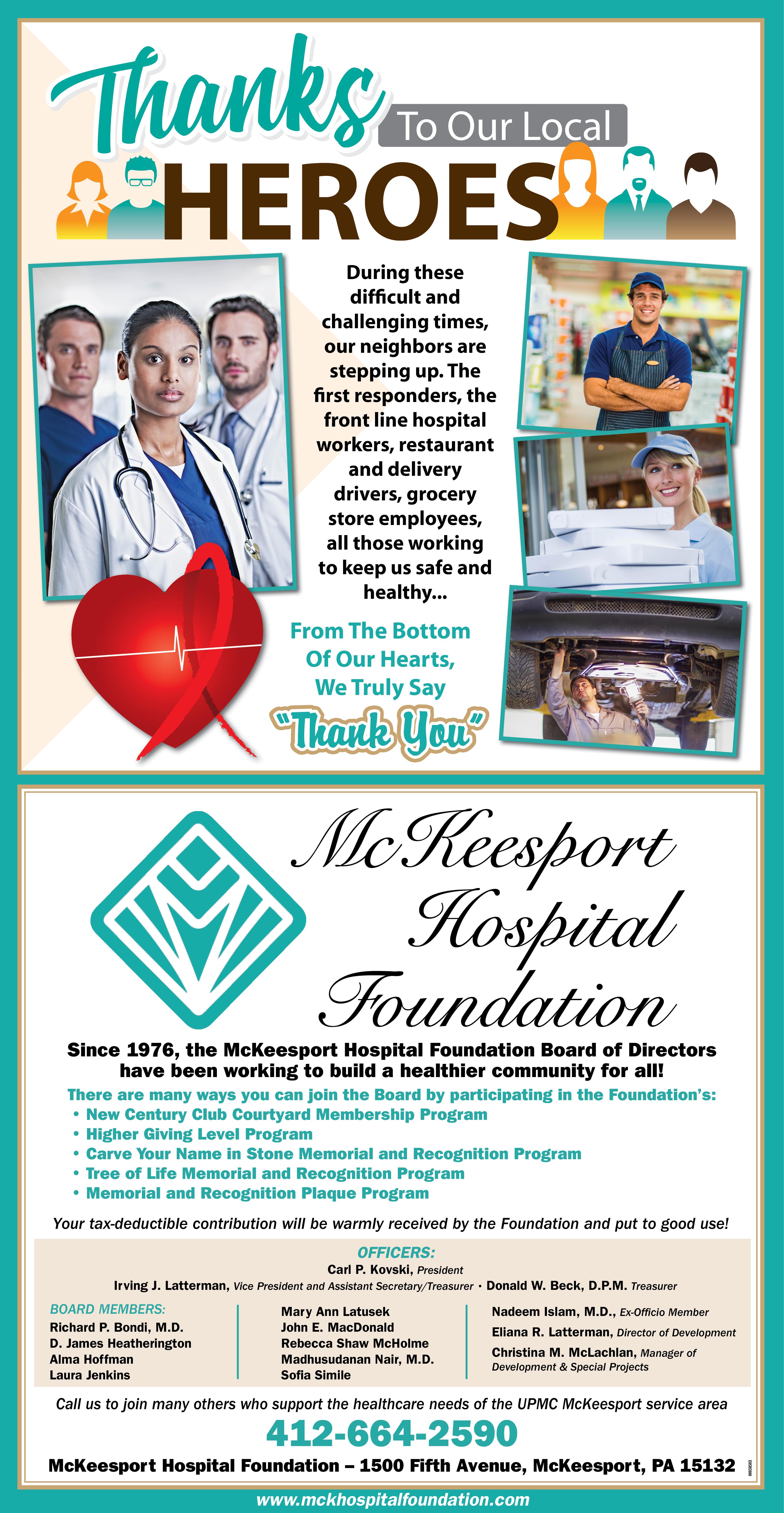 00038503_McKeesport Hospital Foundation_6x20.5_Thanks